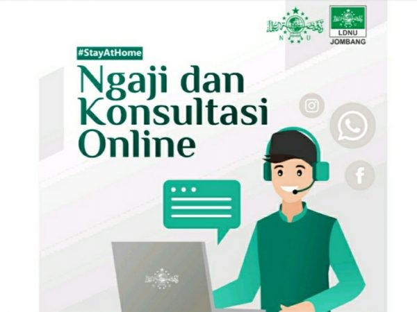 Jelang Ramadhan, LDNU Jombang Siapkan Program Konsultasi Online