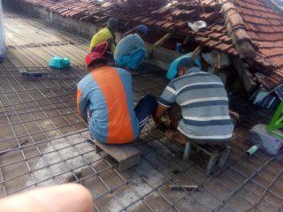 Dokumentasi Perbaikan Atap Masjid